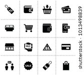 sale icons. vector collection... | Shutterstock .eps vector #1013498839
