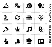 color icons. vector collection...