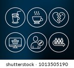 set of cocktail  web shop and...   Shutterstock .eps vector #1013505190