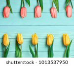 mothers day background.... | Shutterstock . vector #1013537950