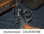 Small photo of Revolver of the Nagano system