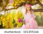 pretty kid fashion   Shutterstock . vector #101355166
