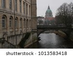 Stock photo view of hannover old historical german city 1013583418