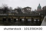 Stock photo view of hannover old historical german city 1013583430