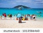 phuket  thailnd  jan 25  2016 ... | Shutterstock . vector #1013586460