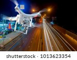 drones isolated from the...   Shutterstock . vector #1013623354