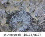 old rusty zinc plated  wall old ... | Shutterstock . vector #1013678134