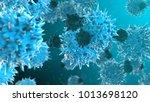 antibiotic resistant disease... | Shutterstock . vector #1013698120