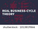 conceptual business...   Shutterstock . vector #1013819866