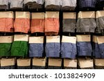 Men Underwear On Sale In A Shop