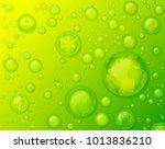 concept of environmentally... | Shutterstock . vector #1013836210
