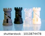 four objects photopolymer...   Shutterstock . vector #1013874478