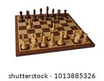 photos of chess openings.... | Shutterstock . vector #1013885326