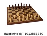 photos of chess openings.... | Shutterstock . vector #1013888950