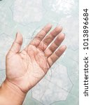 Small photo of Hair loss problem. By a hand is holding loss hair that happen by comb. Alopecia.