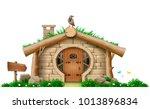 Fabulous Forest Hut . A Little...