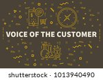 conceptual business... | Shutterstock . vector #1013940490