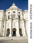 church in lisbon portugal | Shutterstock . vector #101396416