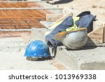 ordinary protective work wear... | Shutterstock . vector #1013969338