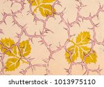 hand made drawing   Shutterstock . vector #1013975110