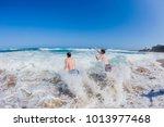 teenagers mature girls boys...   Shutterstock . vector #1013977468