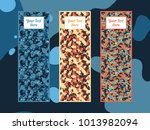 it's a collection of bookmarks...   Shutterstock .eps vector #1013982094