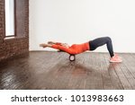 spine massage. therapy...   Shutterstock . vector #1013983663