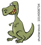 cartoon illustration of... | Shutterstock .eps vector #1014008734