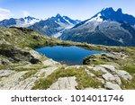 Chamonix  Mont Blanc Massif  ...