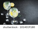 Alcohol Drink  Gin Tonic...