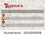 football world championship ... | Shutterstock .eps vector #1014035698