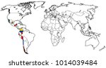 pacific alliance member... | Shutterstock . vector #1014039484