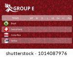 football world championship ... | Shutterstock .eps vector #1014087976