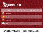 football world championship ... | Shutterstock .eps vector #1014089638