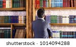 education and studying concept. ... | Shutterstock . vector #1014094288