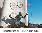 detroit  michigan usa ... | Shutterstock . vector #1014104533