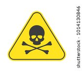 Danger Vector Sign. Caution...
