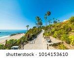 Clear Sky Over Laguna Beach....