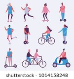 vector illustration in flat... | Shutterstock .eps vector #1014158248