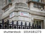 london  january  2018 ...   Shutterstock . vector #1014181273