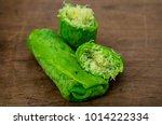 dadar gulung   rolled pancake...   Shutterstock . vector #1014222334