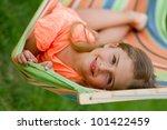 Happy Summer   Lovely Girl In...