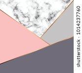 vector marble texture design... | Shutterstock .eps vector #1014237760