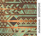 vector marble texture design... | Shutterstock .eps vector #1014239143
