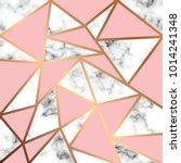 vector marble texture design... | Shutterstock .eps vector #1014241348