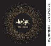 vector abstract background ... | Shutterstock .eps vector #1014243106