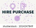 conceptual business... | Shutterstock . vector #1014247849