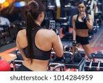 sport  fitness  lifestyle ...   Shutterstock . vector #1014284959