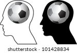 live for soccer | Shutterstock .eps vector #101428834