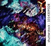 abstract modern background.   | Shutterstock . vector #1014309328